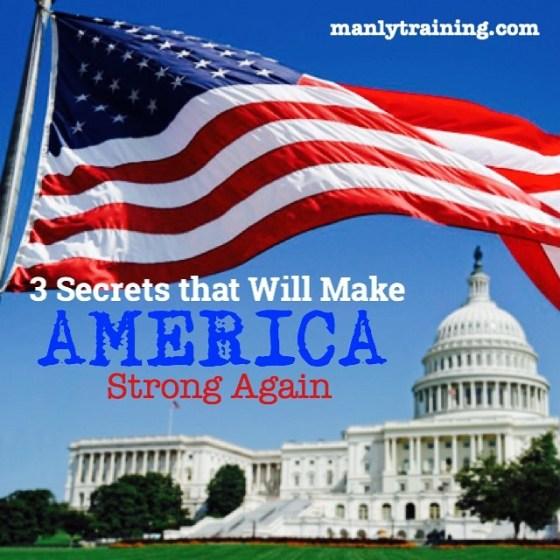 Make America Strong